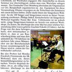 Stimmbildung 2015 Rauschenberger Nachrichten