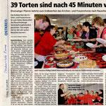 Erdbeerfest Rauschenberg 2015