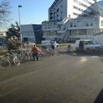 260€ récoltés suite à la bourse aux vélos organisée le 25 Février dernier !