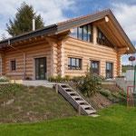 Blockhaus im Wasseramt bauen