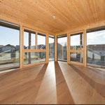 Sieber Holzbau baut mit lokalen KMU
