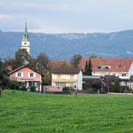 Barrierefrei Wohnung mit Alpensicht