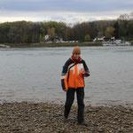 Stephanie an der Donau