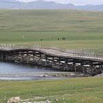 Brücke, 7 to, über den Orkhon