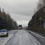 1 Pass im Ural 550 m