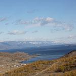 Abschiedsblick auf den Baikal