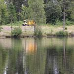 Stellplatz, Windgfällsweiher