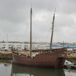 alteCaravelle, Lagos,Hafen