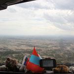 Aussicht bei Sancho Abarca