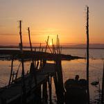 Sonnenuntergang, Carrasqueira