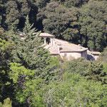 Carceri oberhalb Assisi