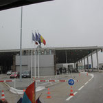Grenzübergang nach Andorras