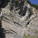 Wasserfall b. Broto