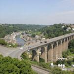 Brücke bei Dinan