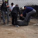 Reifenreperatur in Altai city