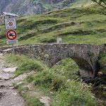 Campen verboten seit 1926, Lac du Òo
