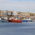 Hafen von Aguilas