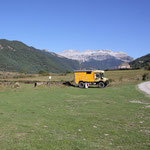 Standplatz Val di Hecho