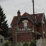 Ziegelsteinhaus