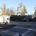 LKW Verkehr