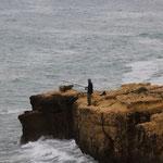 Angler am Standplatzz,Evrasto