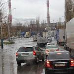Baatzwetter in Voronezh