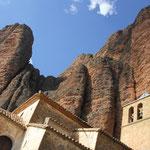 Kirche Reglos unterhalb Los Malos