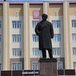 Bijsk, sibirischer Lenin