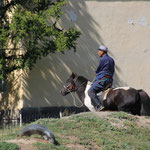 Reiter in Khujirt