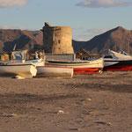 Hafen bei Capo de Gata
