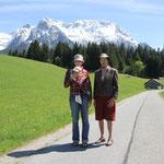 Spaziergang Buckelwiesen