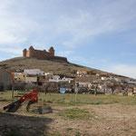 Castillo, La Calahorra, 1280 m