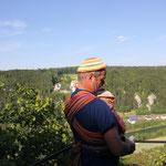 Altmühltal bei Schloss Prunn