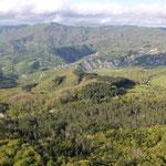 Blick vom Monte Penna 1235 m