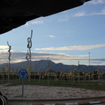 Brezenverkehrsinsel Tortosa