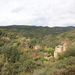 ausgestorbenes Dorf