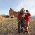 Familienbild, Castello, La Calahorra
