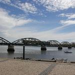 Eisenbahnbrücke Portemaio