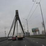 Brücke über den Dnepjr