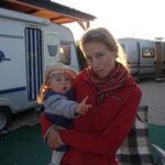 Sarah m. Stephanie, Abschied Benidoleig