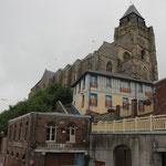 Kirche von Le Treport