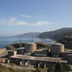 stillgelegtes Atomkraftwerk