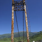 Brücke bei Tyungur