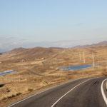 kurz vorm Baikalsee, Insel Olchon