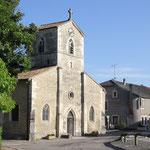 Kirche St.Remy, Tauf-und Erstkommunionskirche v. Jeanne D`Arc