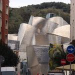 Guggenheimmuseum, Bilbaoo