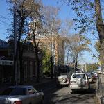 Durchfahrt Irkutsk