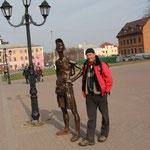 zwei Touristen