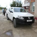 VW Geländewagen, neu