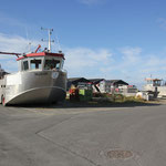 Austernfischerboot